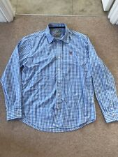 Crew Clothing Company Shirt Mens Medium Classic Fit
