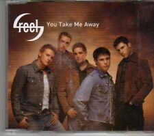 (DE890) Reel, You Take Me Away - 2002 DJ CD