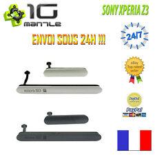 Set Cache Connecteur de Charge USB/Carte SIM/Micro SD SONY XPERIA Z3 D6603 2pc