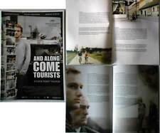 AND ALONG COME TOURISTS - Robert Thalheim - DOSSIER PRESSE/CANNES PRESSBOOK