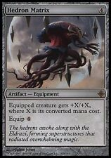 1x Hedron Matrix Rise of the Eldrazi MtG Magic Artifact Rare 1 x1 Card Cards