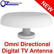 Omni-Directional UHF/VHF Digital TV Radio Amplified Digital Antenna Boat Caravan