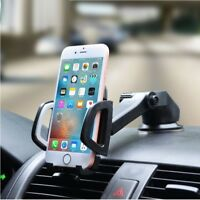 Universal Car Phone Holder Stand Dashboard Windshield Sticky Cell Phone Holder