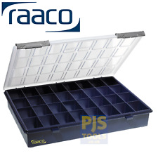 Raaco 136181 A4 32 fixed compartment assorter component case box