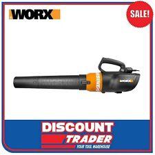 WORX 2300W Air Turbine Corded Leaf Blower - WG517E