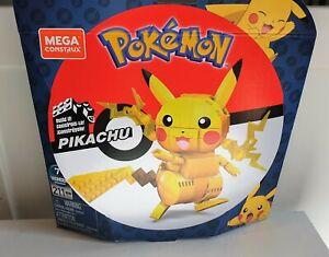 Mega Construx Pikachu  211 Teile  Pokemon Pikachu Neu & OVP