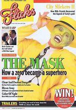 JIM CAREY THE MASK / KEVIN COSTNERFlicksSep1994