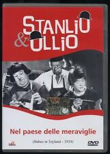 Nel Paese Delle Meraviglie STANLIO & OLLIO - DVD 202