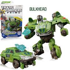 Transformers BULKHEAD Cyberverse Hasbro Commander Class 4in Figure Toys new