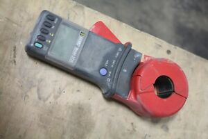AEMC 3731 Clamp-On Ground Resistance Tester