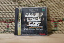 Dead or Alive Sega Saturn SS Japan Very Good Condition!
