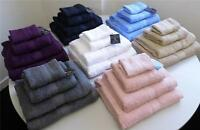 EGYPTIAN COTTON TOWELS LUXURY SUPER SOFT EGYPTION COMBED HAND BATH SHEET TOWEL