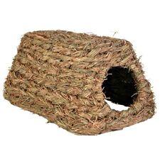 Trixie Grass House Grassy Hut Hutch Nesting Den Guinea Pig Degus - Tx6118