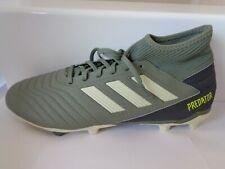 Adidas Depredador 19.3 Hombre Fg Zapatillas de Fútbol UK 9.5 US 10 Eu 44 Ref