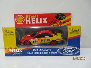 1:43  #17 DICK JOHNSON  SHELL HELIX RACING FALCON