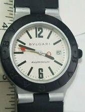 Bvlgari Aluminum AL38A Men's Quartz Watch - LC35S