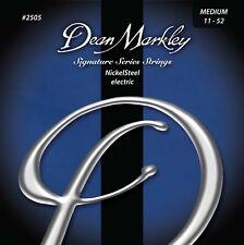 Dean Markley 2505 Signature Series NickelSteel Electric Guitar Strings Medium