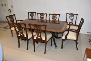 Baker Dining Table For Sale Ebay