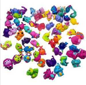 20Pcs Mixed SQUINKIES Toys Lot In Random With  For Children Gifts NO CONTAINERS