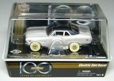 AUTO WORLD '70 CHEVY NOVA THUNDERJET iWHEELS HO Slot Car - MIB  - NEW