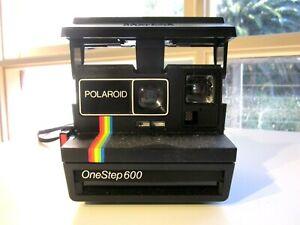 Vintage Polaroid Camera - OneStep600