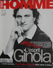 magazine l officiel homme en vente | eBay