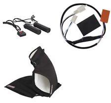 Tusk ATV Heated Grip Kit, Thumb Warmer & Mitts Kawasaki Suzuki Honda Polaris