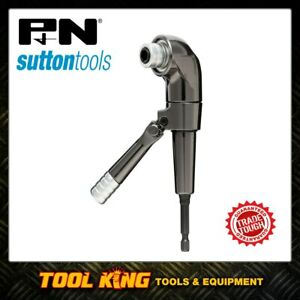 P&N Rignt angle 90 Drill driver bit holder by Sutton tools