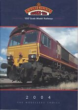 BACHMANN BRANCHLINE OO; 2004 Catalogue. 71 Pages MINT CONDITION