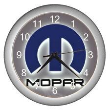 Hot 2010 Dodge Challenger R/T Mopar Edition Wall Clock