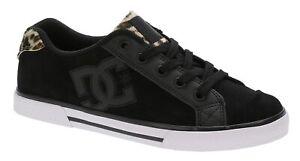 Scarpe skater donna DC shoes CHELSEA SE, col.nero/animal