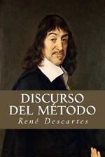 Discurso Del Método by René Descartes (2016, Paperback)