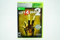 Left 4 Dead 2: Platinum Hits Xbox 360 Xbox One Backwards Compatible [Brand New]