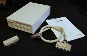 Seagate STD68000N External SCSI DDS DAT Drive