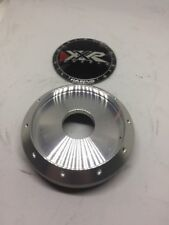 1 Single NEW XXR Wheels Silver Custom Wheel Center Cap Caps (Metal) C1