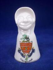 Figurine Arcadian Crested China