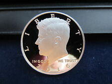 2016-S Silver Kennedy Half  Deep Cameo Mirror Proof  Upper Grading Range