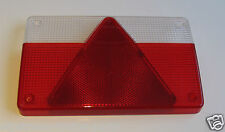 L / R  AJBA FP40 REPLACEMENT REAR LIGHT LENS-TRAILER PARTS TO FIT DAXARA ERDE