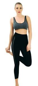 3821 Damen Fittnes Set Sport Set Sportkleidung SEAMLESS  Yoga  Leggings Stretch