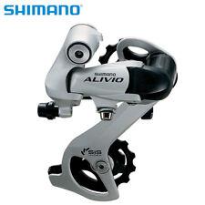 Shimano Alivio RD-M410 7/8 Speed Rear Mech Derailleur MTB Bicycle Long Cage