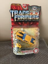 Hasbro Transformers Revenge of the Fallen CANNON BUMBLEBEE Factory Sealed