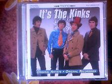 The Kinks -IT'S THE KINKS: 17 TRACKS INC. YOU REALLY GOT ME!!!!!!!!!!!!!!!!