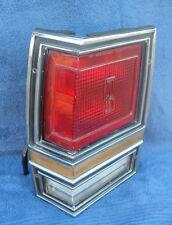 1987 OLDSMOBILE CUSTOM CRUISER STATION WAGON TAIL LIGHT LH DRIVER OEM #5931071