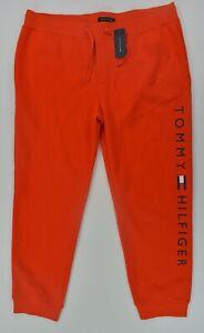 NWT Men's Tommy Hilfiger  Jogging Pants  Jogger Sweatpants Size XS - XXL 3XL