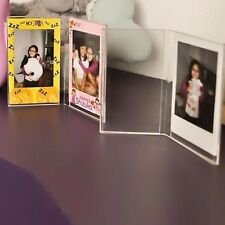 Acrylic Frame Fujifilm Fuji Film Instax Mini 8 9 90 70 Polaroid Instant Camera