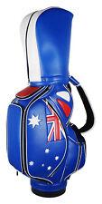 Premium Heritage Australian Flag Staff Tour Bag