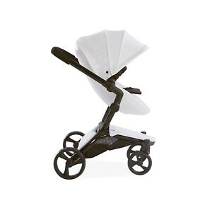 Spanish Folding Pram Doll MIMA style White Colour Including Accessories