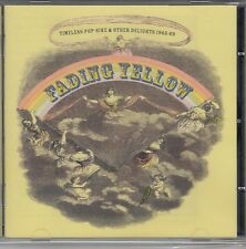 VA Fading Yellow Vol.1 1965-1969 - Timeless Pop-Sike & Other Delights 1965-69