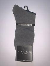 Falke Tiago Fil D'ecosse Light Greymel Socks Size 8½ - 9½