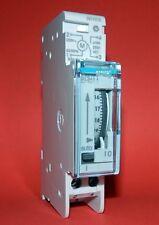 Reloj programador interruptor horario modular Hager 200 hrs. reserva